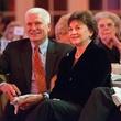 Jeff Hart and Linda Gale White at the Bill Hobby Roast January 2015