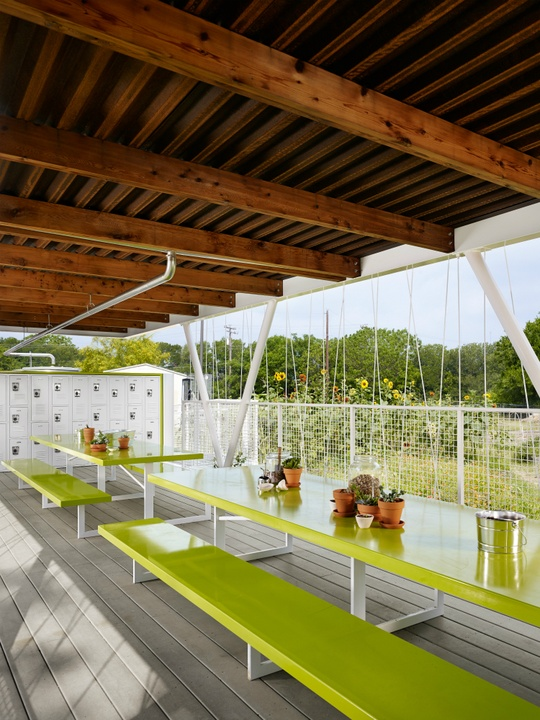American Institute of Architects_Austin_Casis Elementary Outdoor Learning Center_Baldridge Architects_2015