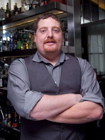 Dallas bartender Rocco Milano