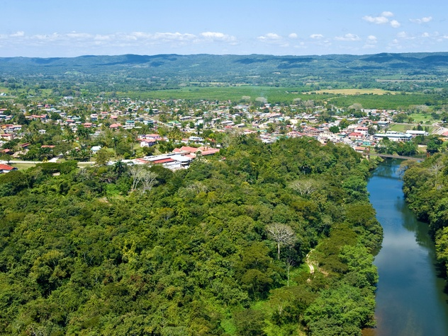 San Ignacio in Belize