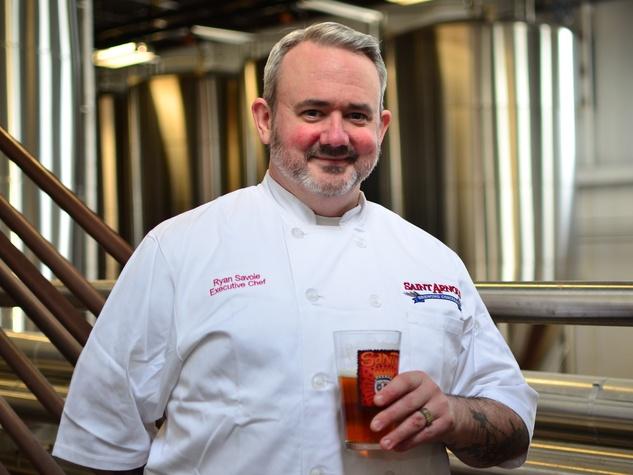 Ryan Savoie, Saint Arnold Brewing Company