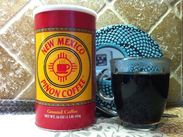 Traders Joe's, September 2012, pinon coffee