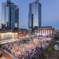 Sundance Square in Fort Worth