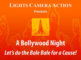 Bollywood Night Event benefiting The Leukemia and Lymphoma Society