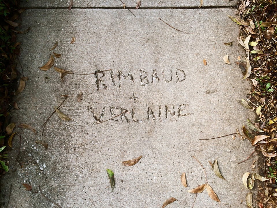 Street Art of Love and Heartbreak in Austin 14