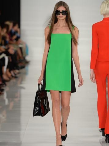 Fashion Week spring summer 2014 Ralph Lauren Collection Spring 2014 Look 30