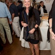 Lorissa Robinson at the Julie Rhodes Fashion & Home Houston opening party October 2013