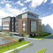 WHR Architects Rendering of New Debakey HIgh School for Health Professions
