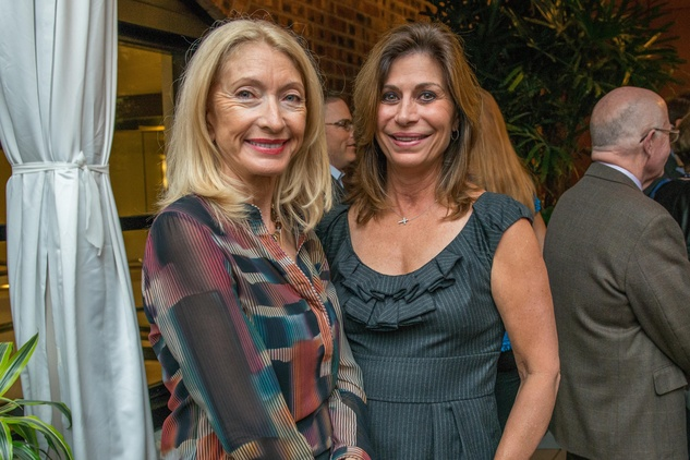 News, Shelby, Houston Cinema Arts Festival launch, Oct. 2014, Marie LeNotre, Cathy Brock