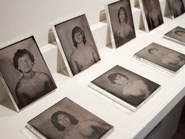 Christa Blackwood Exhibit at Silver Ink
