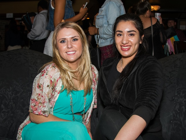 FashionXAustin Austin Fashion Week Kickoff 2015 at Speakeasy Jessi Reindel Emma Arnett