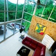 On the Market Costa Rica Casa Pura Vida May 2014 THIS ONE viewoflivingroomfrommediaroom
