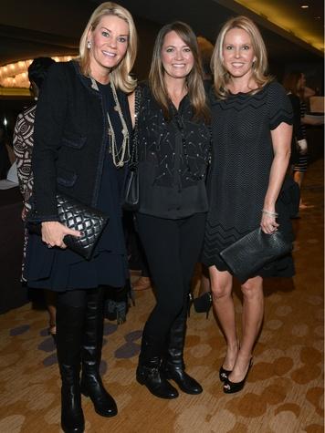 Kelli Ford, Christina Gonzalez, Tiffany Cuban