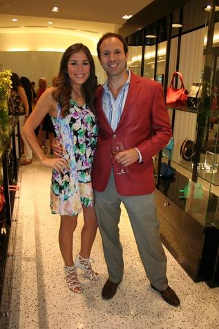 Recipe for Success Fashion Gene Awards, May 2015, Laura Max Rose, Ben Rose