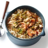 bowl of gumbo