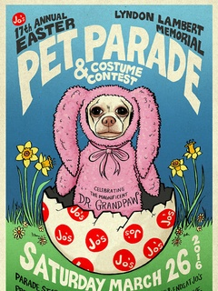 Jo's 17th Annual Easter Pet Parade and Costume Contest