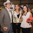 25 Houston Cattle Baron's Ball April 2013 Mitchell Eads, Shary Heins, Rachel Heins
