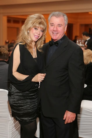 17 Cathy and Jesse Marion Alley Theatre Celebrates Gregory Boyd's 25th Anniversary as Artistic Director February 2015