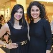 15 Grum Jivani Gillani, left, and Rishma Mohamed at the International Mother's Day Soiree May 2014
