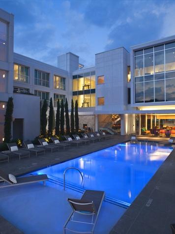 Hotel Lumen in Dallas
