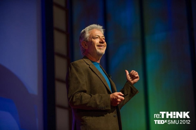 Louis Schwartzberg at TEDxSMU: ReThink