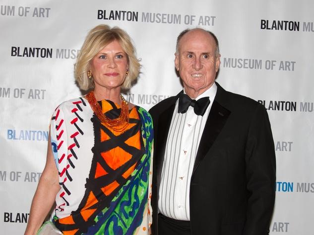 Blanton Art Museum Off The Wall Gala 2015 Kelli Blanton Eddy Blanton