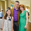 10 Houston Symphony children's fashion show April 2013 Helen Lykos, Robert Franz, and April Lykos