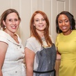 Leighanne Kindred, Amber Mostyn,Cyronica Upshaw at MS On The Move luncheon