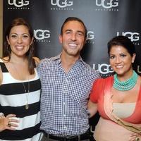 36 Ugg Houston grand opening July 2013 NAMES