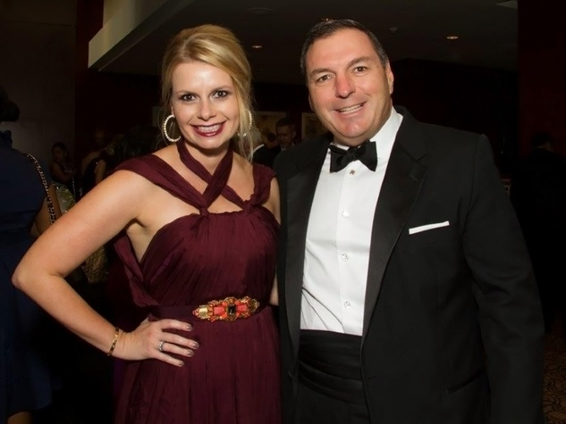 Valerie and Tracy Dieterich at the Big Brothers Big Sisters Gala September 2014