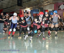 Austin_photo: event_texas rollergirls championships_girls