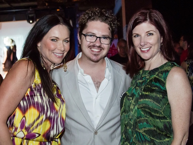LeeAnne Locken, Jarrod Fresquez, Cynthia Smoot, LBD Competition, House of Blues