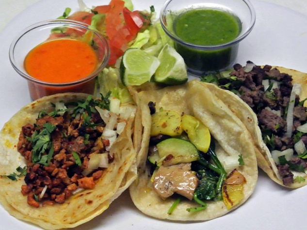 Holy Frijole Tacos
