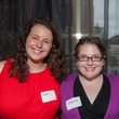 Claire Armstrong, from left, Shauna McDonagh and Rachel Crews at Casa de Esperanza Young Professionals party July 2014
