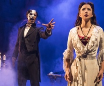 The Phantom of the Opera 2017 Derrick Davis Katie Travis