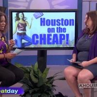 Sarah Rufca, Deborah Duncan, Great Day Houston