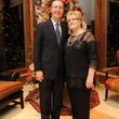 4 Gary and Pam Whitlock at the Texas Children's Hospital Woodlands dinner December 2013