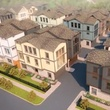 Rendering of Villas at Garrett Avenue