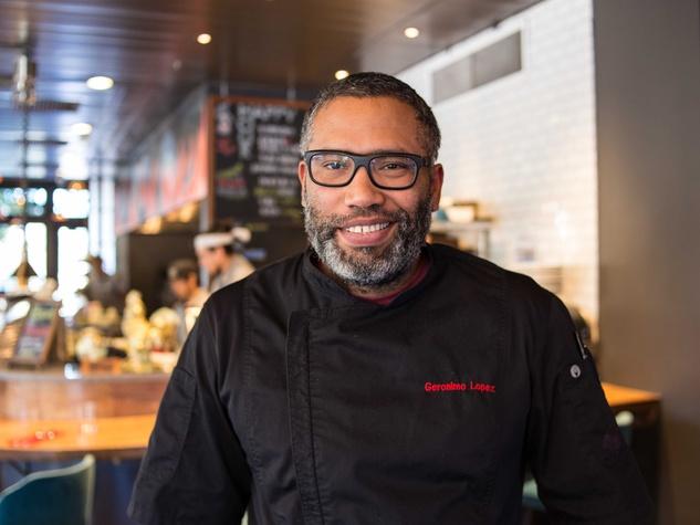 Chef Geronimo Lopez