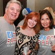 Heroes Rise Fundraiser 2014 in Austin Eddie Hooks, Wanda Stephens, Marilyn Hooks