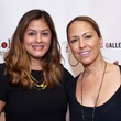 16 Katherine Orellana Ross, left, and Marianne Mayeaux Seven selected artists benefitting Bayou City Art Festival July 2014