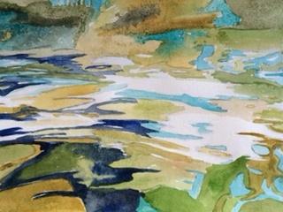 Nicole Longnecker Gallery Artist Talk: Liquified with artist Ellen Orseck