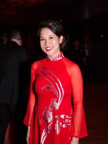 12 0278 Shara Tsai at the Asia Society Spotlight Asia party April 2014