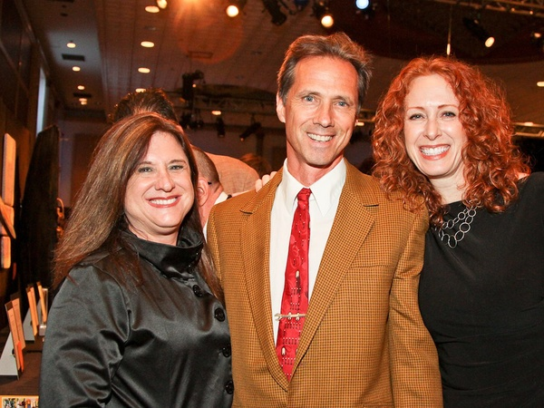 Orange Show Gala, November 2012, Deborah Colton, Jack Massing, Star Massing