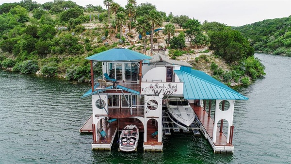 One-of-a-kind private resort on Lake Travis could be yours