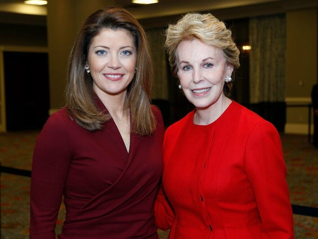 Norah O'Donnell, Ashley Rankin