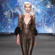 Clifford New York Fashion Week fall 2015 Naeem Khan March 2015 LOOK 06