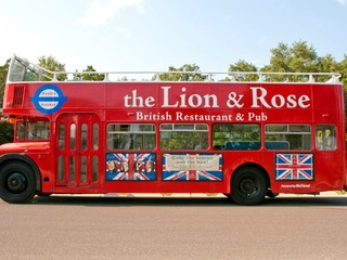The Lion & Rose