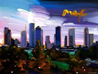 Off The Wall Gallery presents Peter Max: The Retrospective: 1960-2016