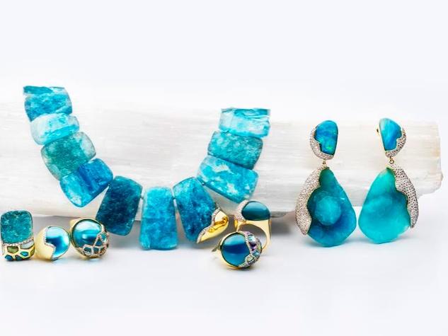 Elizabeth Anthony fine jewelry Kara Ross